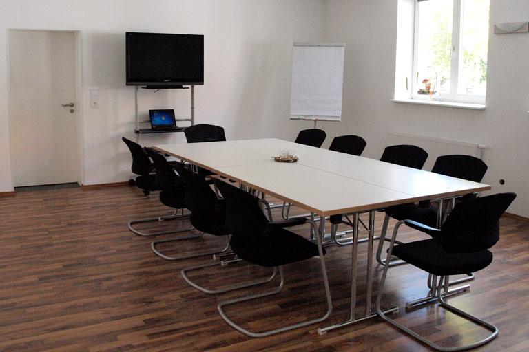 Tagungsraum Weißer Jura im Tagungszentrum Blaubeuren