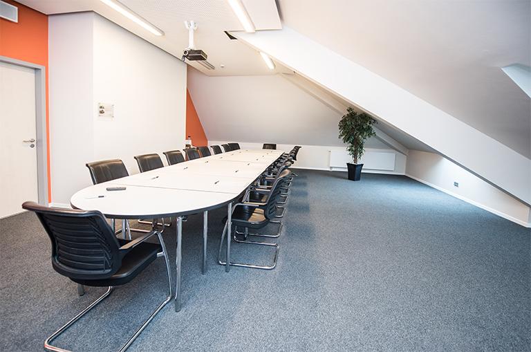 Tagungsraum Rusenschloss im Tagungszentrum Blaubeuren