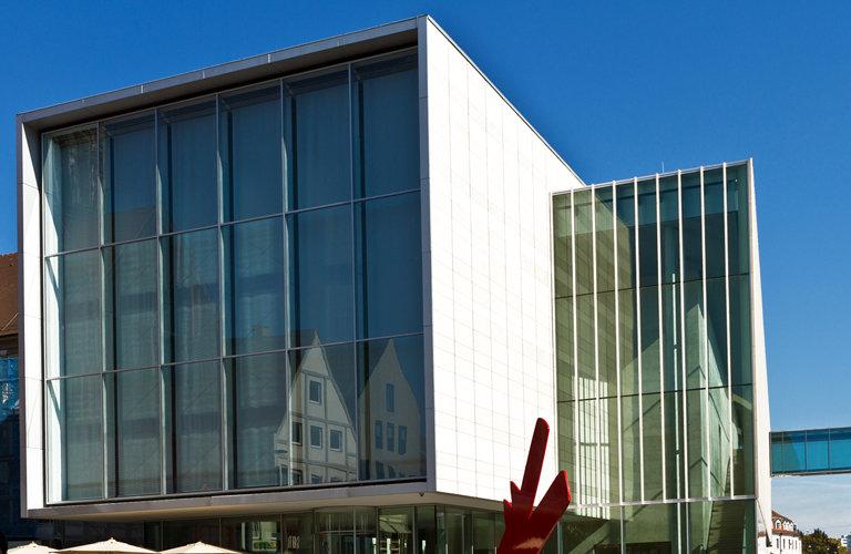 Außenansicht Museum Ulm