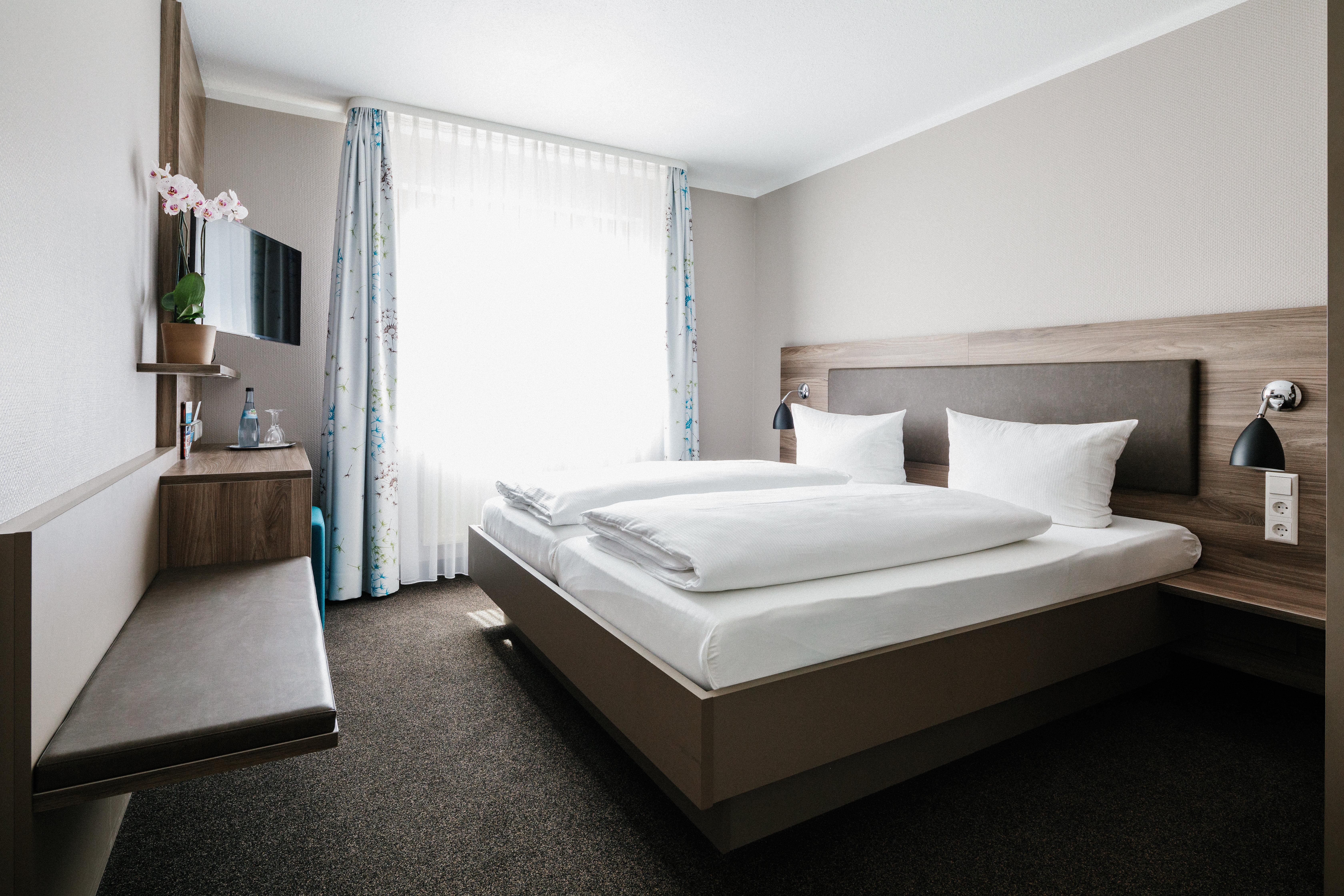 Tagungszentrum Blaubeuren Hotelzimmer Standard
