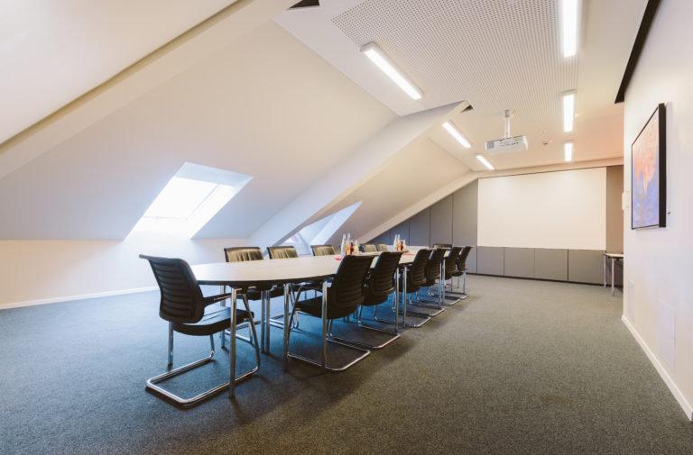 Tagungsraum Wolkenschloss im Tagungszentrum Blaubeuren