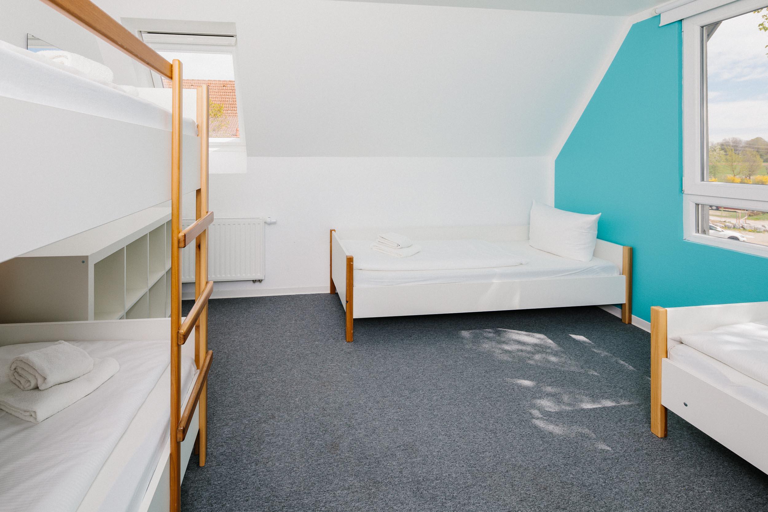 Tagungszentrum Blaubeuren Hotelzimmer