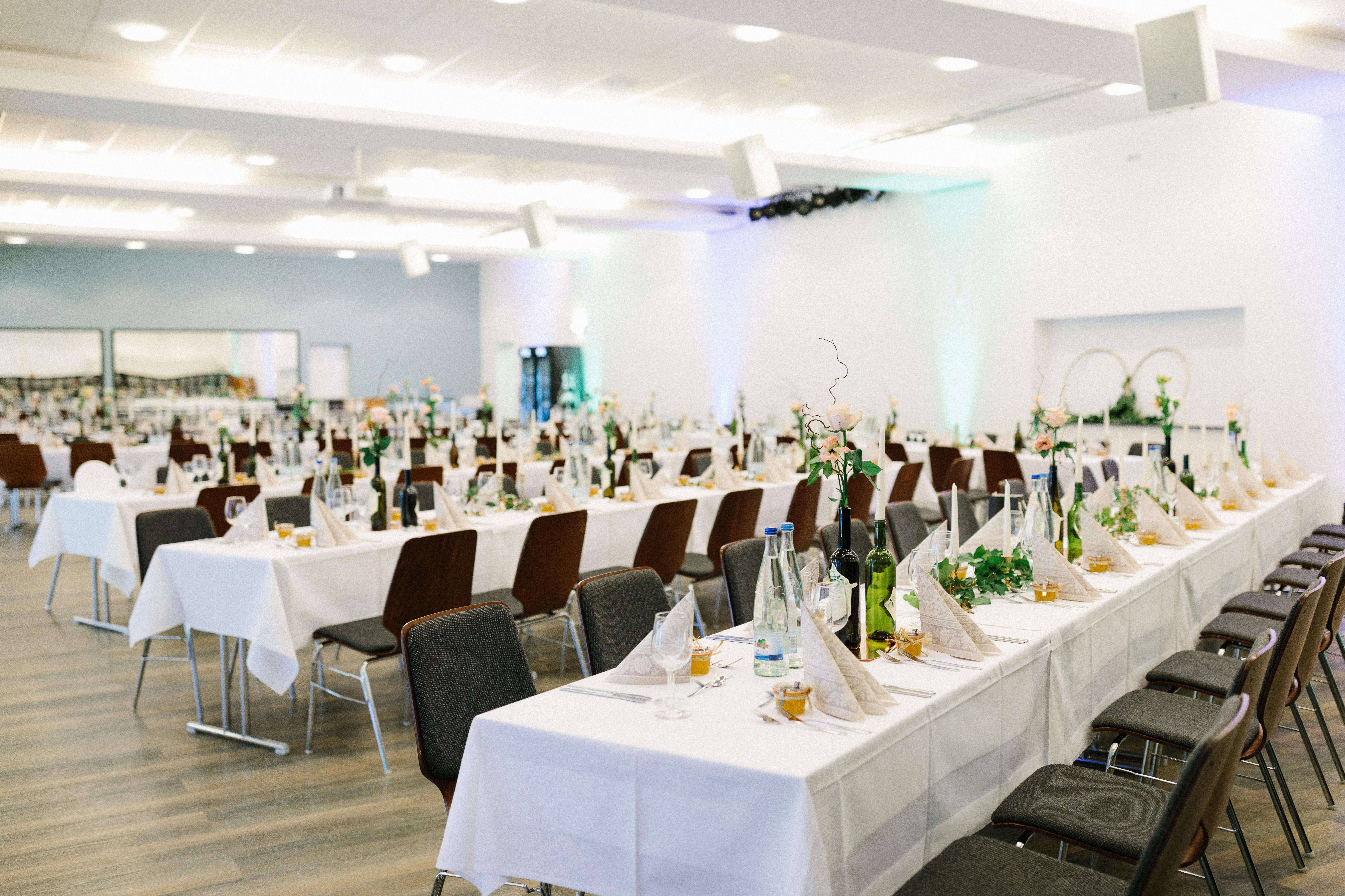Hochzeitssaal Tagungszentrum Blaubeuren